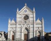 3-Firenze -La facciata odierna fu realizzata tra il 1853 e il 1863 ad opera dell'architetto Niccolò Matas