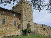 174Fiesole -Il Castel di Poggio, Il Castel nel territorio comunale di Fiesole, situato in via di Vincigliata 4. I Baduel, ultimi proprietari, lasciarono il castello a una fondazione, che ancora oggi lo amministra dopo averne fatto un centro culturale.