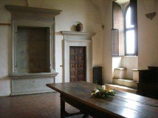 177 -Fiesole -Il Castel di Poggio, Interno