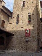 102 -Firenze. Il Museo della Casa di Dante. La Torre dei Giuochi