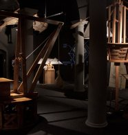 100 -Firenze. Il Museo di Leonardo da Vinci.