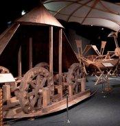 96 -Firenze. Il Museo di Leonardo da Vinci.