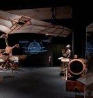 94 - Firenze. Il Museo di Leonardo da Vinci.