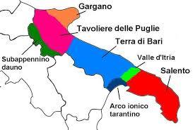 Descrizione delle Province