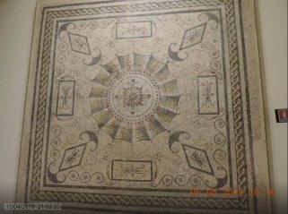 137 -Dettaglio del mosaico
