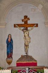 65 -Crocifisso - Basilica Cattedrale di San Cataldo (Taranto)