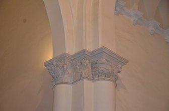 100 -Particolare Architettonico - Chiesa San Domenico Maggiore - sec XIV (Taranto)