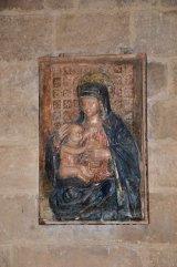64 -Altorilievo Ligneo della Madonna con Bambino - Basilica Cattedrale di San Cataldo (Taranto)