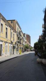 21 -Foggia, Corso V. Emanuele II da via Oberdan