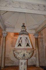 66 -Fonte Battesimale - Basilica Cattedrale di San Cataldo (Taranto)