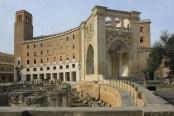 18 - Lecce .Piazza Sant'Oronzo. Anfiteatro Romano di Epoca Augustea