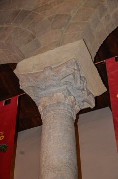 68 -Capitello - Basilica Cattedrale di San Cataldo (Taranto)