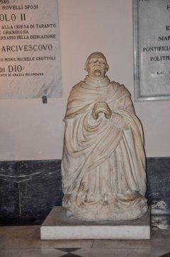 67 -Monumento - Basilica Cattedrale di San Cataldo (Taranto)