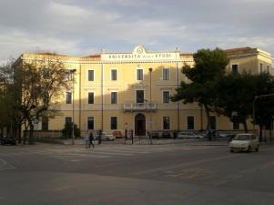49 -Foggia. Università degli Studi di Foggia, sede di Largo Giovanni Paolo II