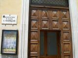 """42 -Foggia -Conservatorio_Umberto_Giordano. il Conservatorio Statale di Musica """"Umberto Giordano"""" di Foggia, che condivide con il Museo Civico, il palazzo presso Porta Arpana o Porta Grande, un tempo ingresso alla città antica. Fondato nel 1914 e divenuto Statale nel 1977."""
