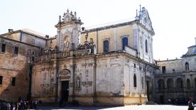 46 - Lecce. Duomo o cattedrale.