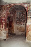 33 -Andria, Laura di Santa Croce, chiesa rupestre-