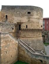 40 -Brindisi castello Svevo o di terra.-