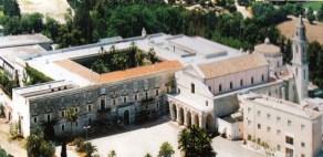 10 - Andria. Basilica e Monastero panorama