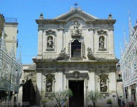 46 -Taranto, la chiesa di san Cataldo, più antica della Puglia