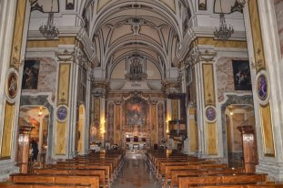 113 -Navata Centrale - Chiesa di San Pasquale Baylon (Taranto)