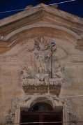 48 - Particolare Superiore dell' Esterno - Basilica Cattedrale di San Cataldo (Taranto