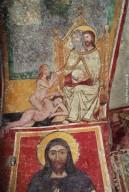 35 - Andria, Laura di Santa Croce, chiesa rupestre.-