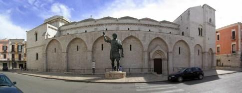 35 - Barletta - La Basilica del Santo Sepolcro