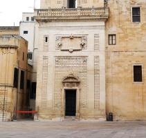 50 - Lecce. Il Campanile del Duomo, entrata