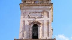 52 -Lecce. Il Campanile del Duomo, dettagli.