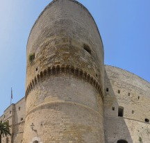 22 -Scorcio della Torre - Castello Aragonese di Taranto