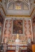 114 .Altare Cappella Laterale - Chiesa di San Pasquale Baylon (Taranto)