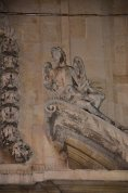 50 -Particolare Architettonico dell' Esterno - Basilica Cattedrale di San Cataldo (Taranto)