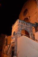 87 -Particolare Architettonico dell' Esterno - Chiesa San Domenico Maggiore - sec XIV (Taranto)