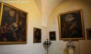136 - Pinacoteca d'arte francescana, interno