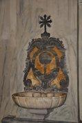115 -Acquasantiera - Chiesa di San Pasquale Baylon (Taranto)