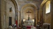 29 -Altare della Cappella - Castello Aragonese di Taranto .