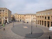 11 - Lecce. Piazza Sant'Oronzo, dettaglio