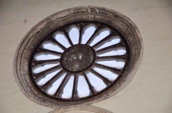 88 -Rosone - Chiesa San Domenico Maggiore - sec XIV (Taranto)