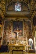 116 -Altare del Crocifisso - Chiesa di San Pasquale Baylon (Taranto)