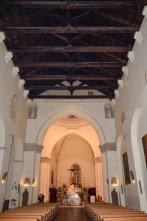 89 -Navata Centrale - Chiesa San Domenico Maggiore - sec XIV (Taranto)