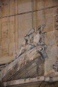 51 - Particolare Architettonico dell' Esterno - Basilica Cattedrale di San Cataldo (Taranto.)