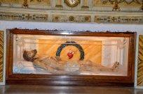 91 -Statua del Cristo Morto - Chiesa San Domenico Maggiore - sec XIV (Taranto)