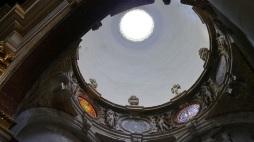 92 - Lecce. Il Duomo. Cappella di San Filippo Neri, dettaglio