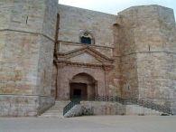 49 - Andria-Castel Del Monte, entrata