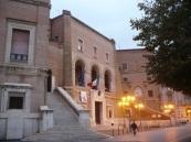 32 -Foggia,_MunicipioIl palazzo di città, di epoca fascista