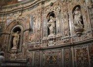 60 - Taranto. Interno del Duomo, particolare