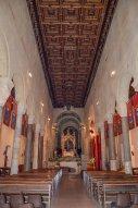 53 -Navata Centrale - Basilica Cattedrale di San Cataldo (Taranto)
