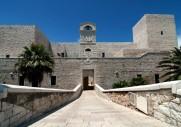 17 - Trani - Castello Svevo di Cosimo Altomare