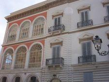 7 - Andria. Palazzo Ceci Ginistrelli (XIX secolo)